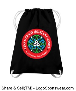 Irish Dance Shoe Bag Design Zoom