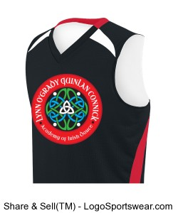 Youth Campus Reversible Game Jersey Design Zoom